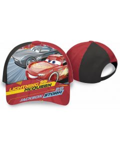 Disney Cars 3 caps -  svart 54 cm