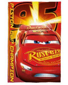 Disney Cars 3 fleecepledd - 150x100 cm