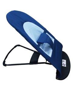 Welcare vippestol for baby - blå